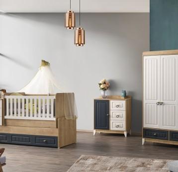 tesla bebek odası 1