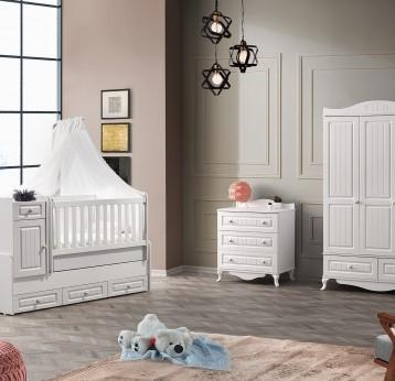 lotus bebek odası 1
