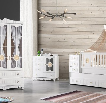 eliza 3 kapılı bebek odası 1
